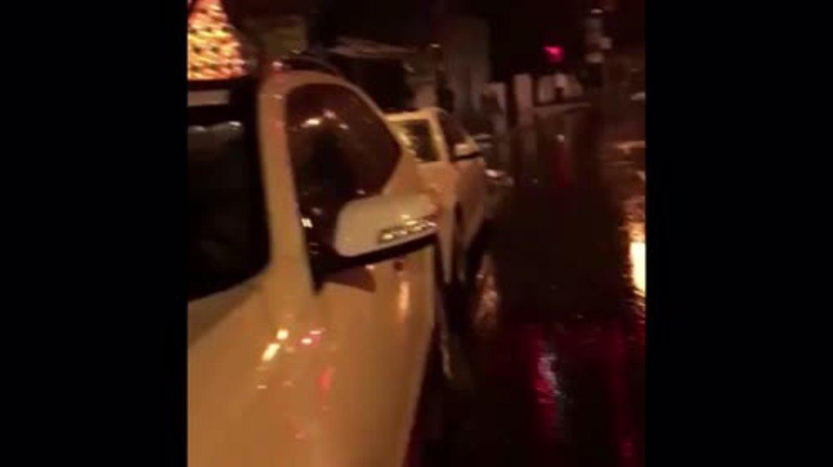 Turkey: Gunmen dressed as Santa Claus attack Istanbul nightclub *GRAPHIC*