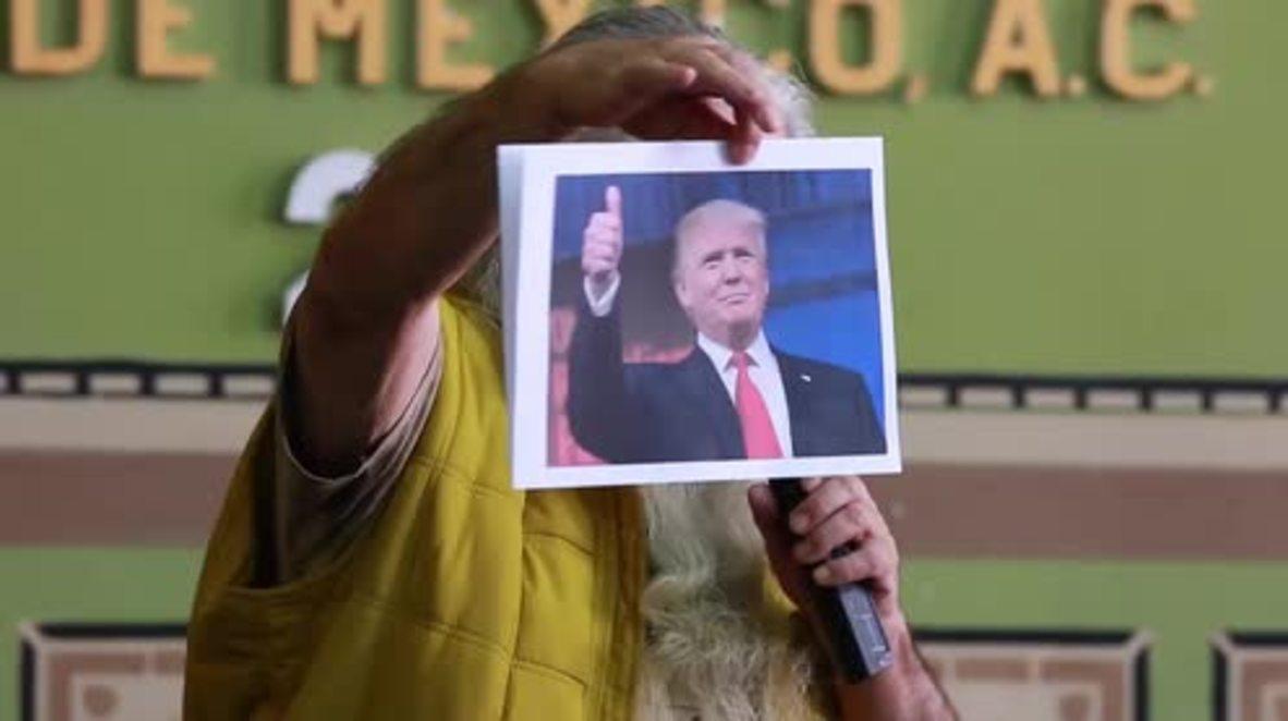 Mexico: 'Grand Warlock' predicts Russia, US to be 'harmoniously united' under Trump