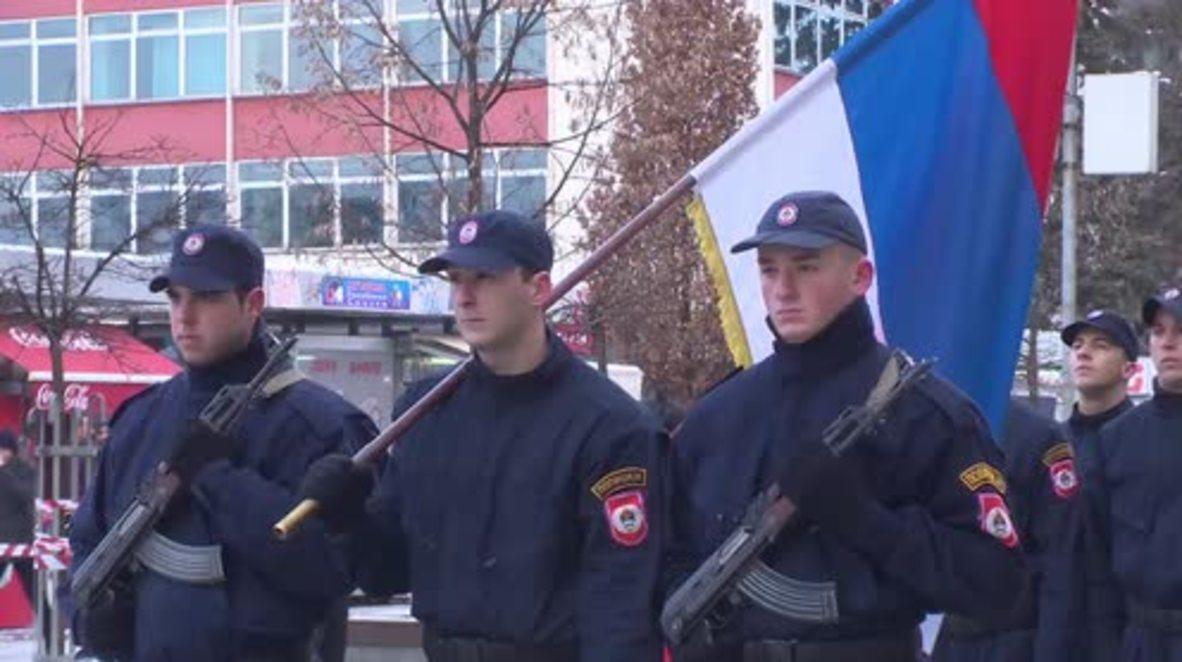 Bosnia and Herzegovina: Bosnian Serbs celebrate 'Statehood Day' despite court ban