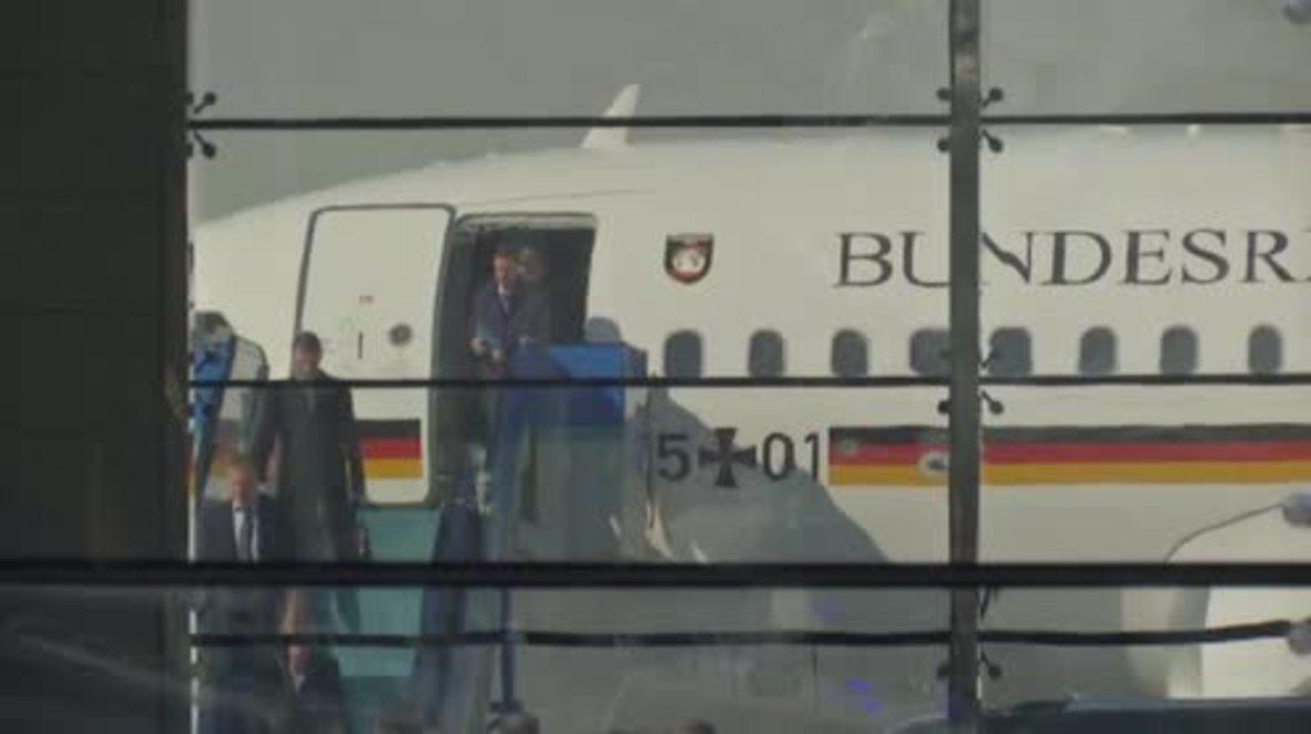 Turkey: Merkel and Erdogan discuss bilateral relations and migration in Ankara