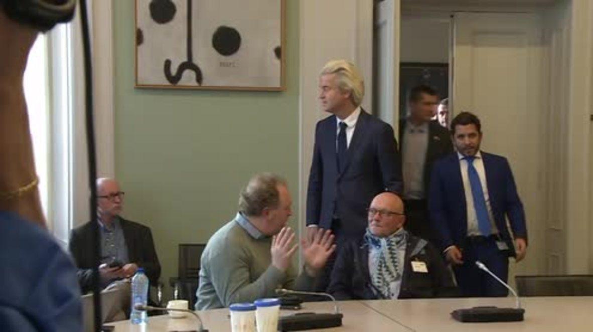 Netherlands: Wilders praises Trump's Executive Orders banning Muslims