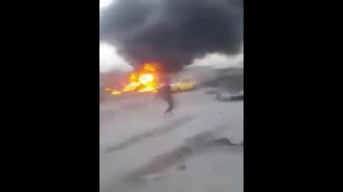 Iraq: IS car bomb kills at least 51 in Baghdad *GRAPHIC*