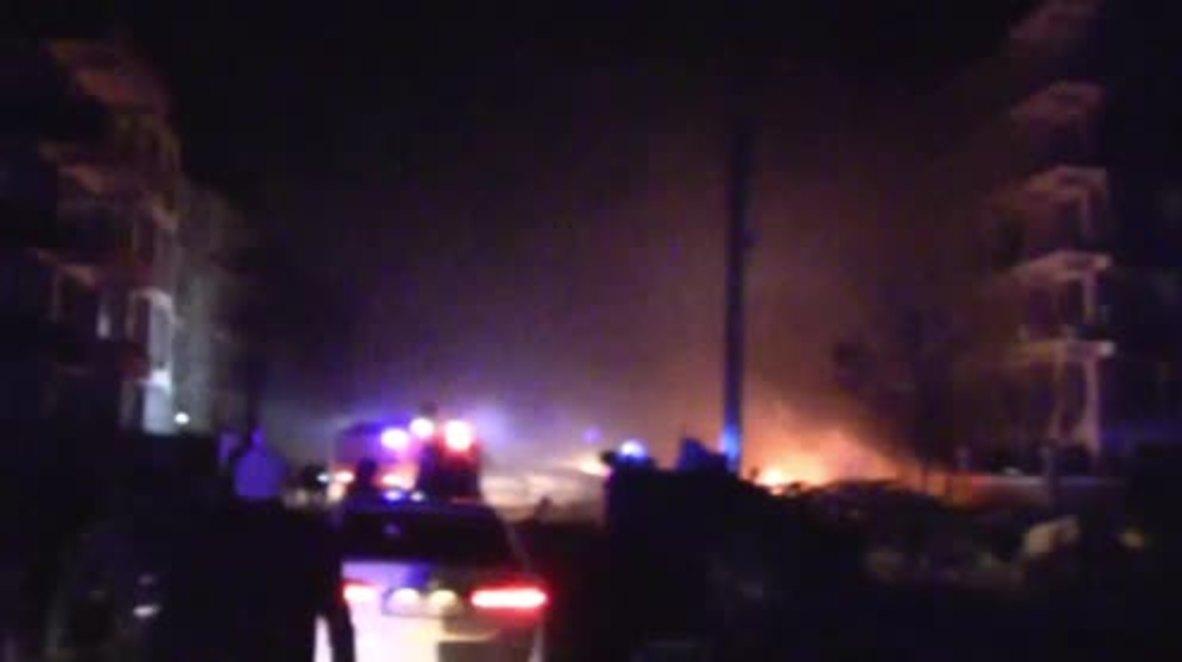 Turkey: Car bomb kills child, injures 15 more