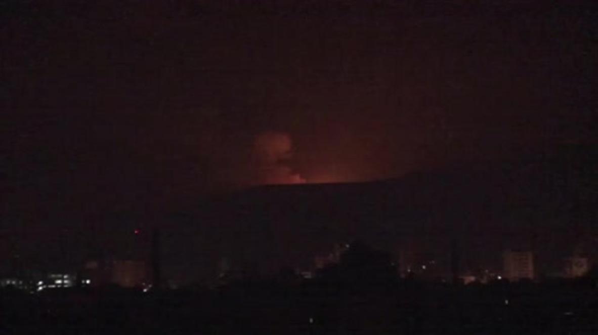 Yemen: Saudi-led coalition launches airstrikes against Houthi targets in Saana