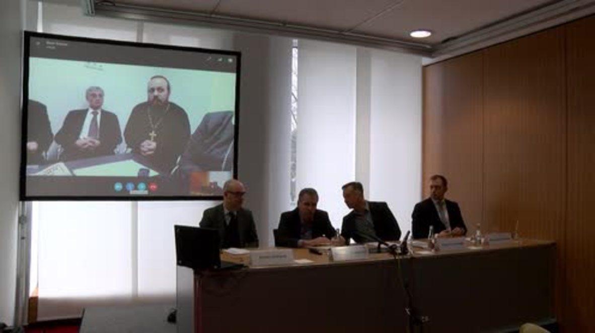 Germany: Merkel disregards Donbass human rights violations - Former Ukrainian PM Azarov