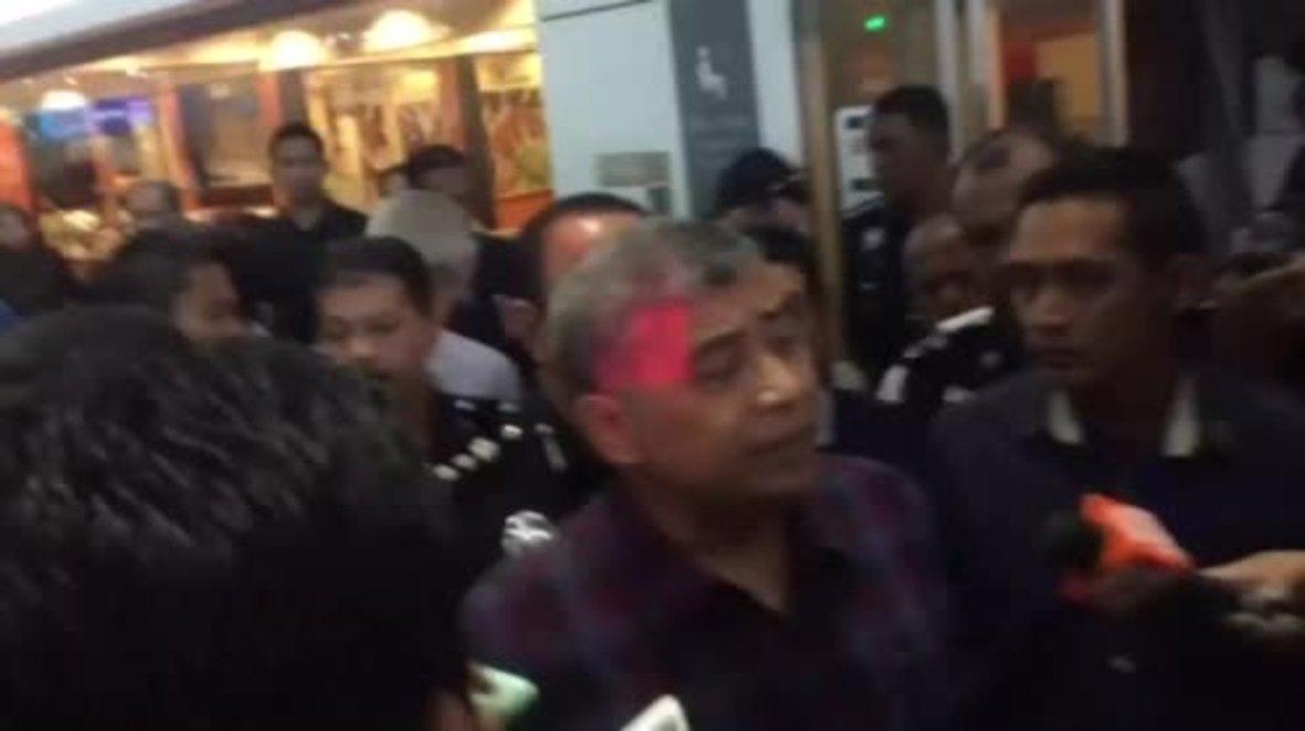 Malaysia: VX nerve agent used to kill Kim Jong-nam, claims Malaysian police