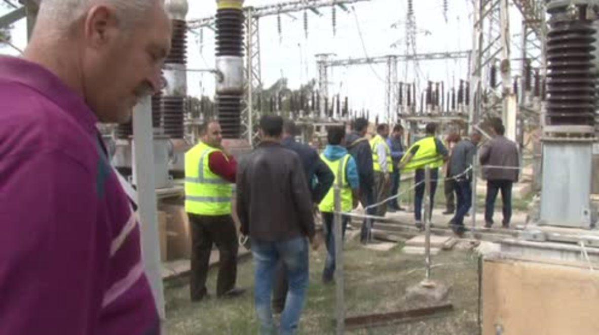 Syria: Syrian Arab Army recaptures key water pumping station in Aleppo