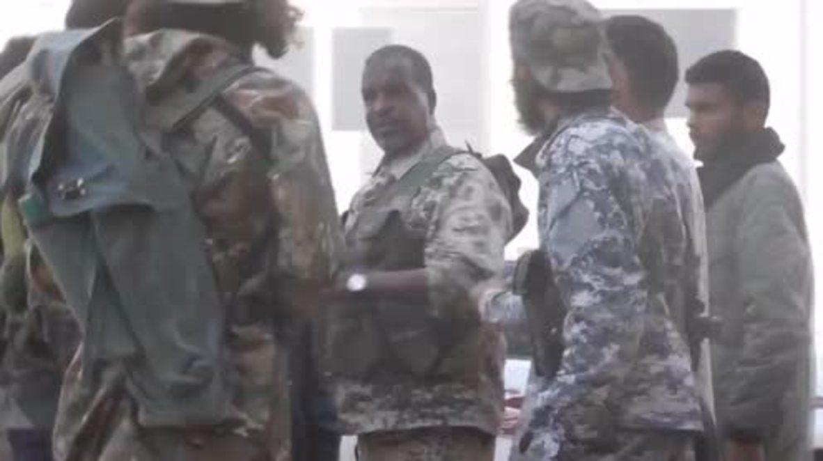 Libya: LNA forces recapture Ras Lanuf oil port