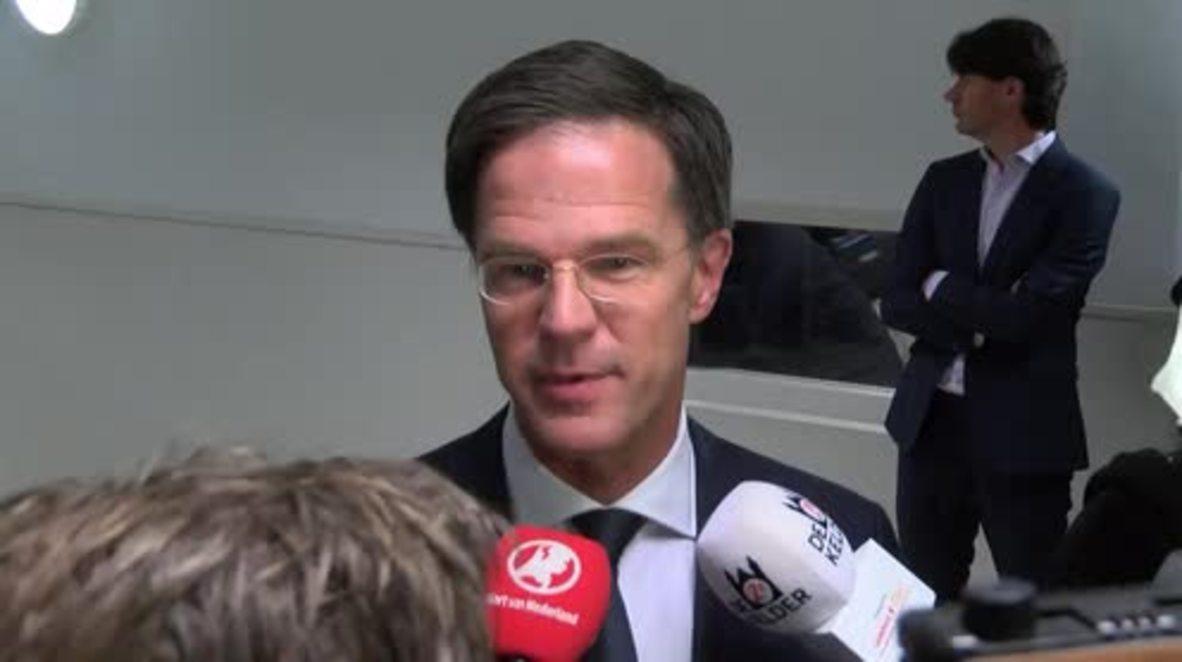 Netherlands: Don't choose the 'wrong populism' urges Rutte at polling station