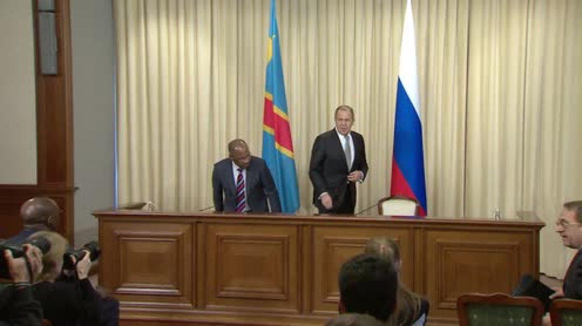 Russia: Militants want to disrupt Syria Geneva talks - Lavrov