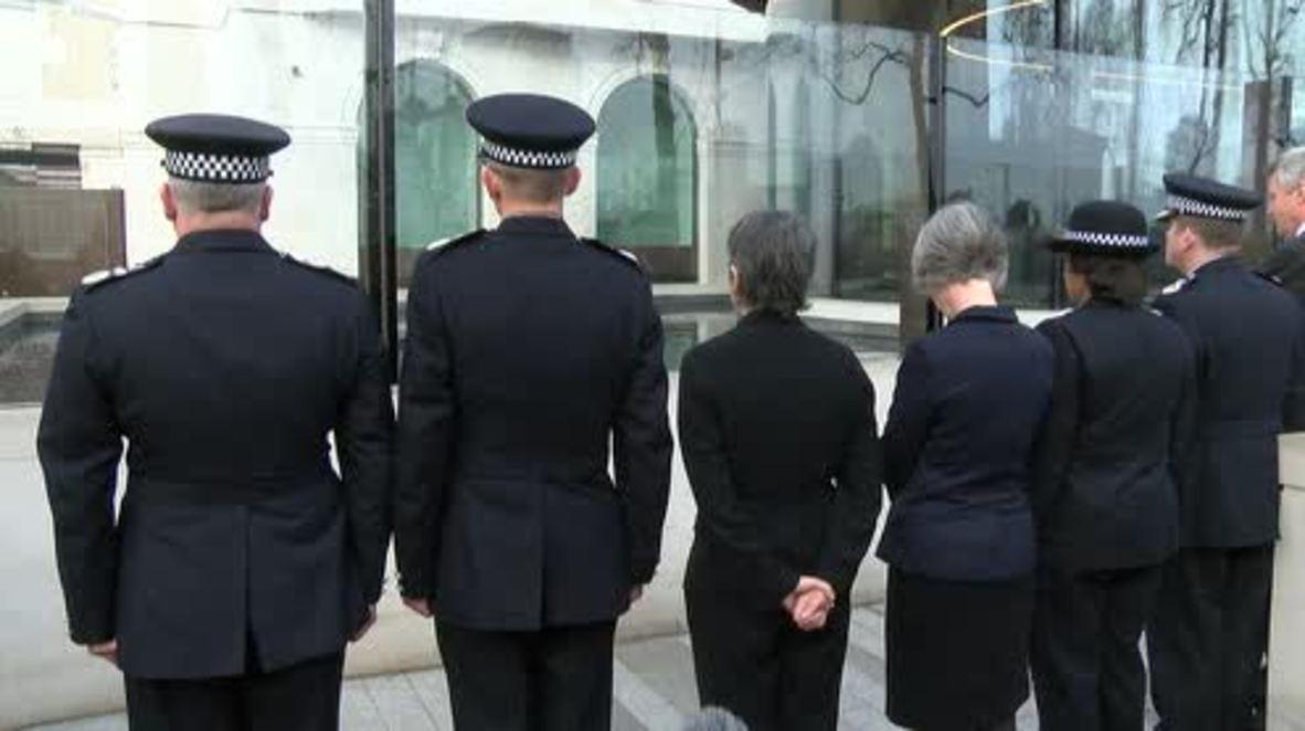 UK: Metropolitan Police Acting Commissioner retells witnessing Westminster attack