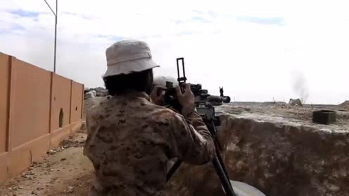 Syria: Deir ez-Zor battles intensify as SAA prepares major offensive - reports