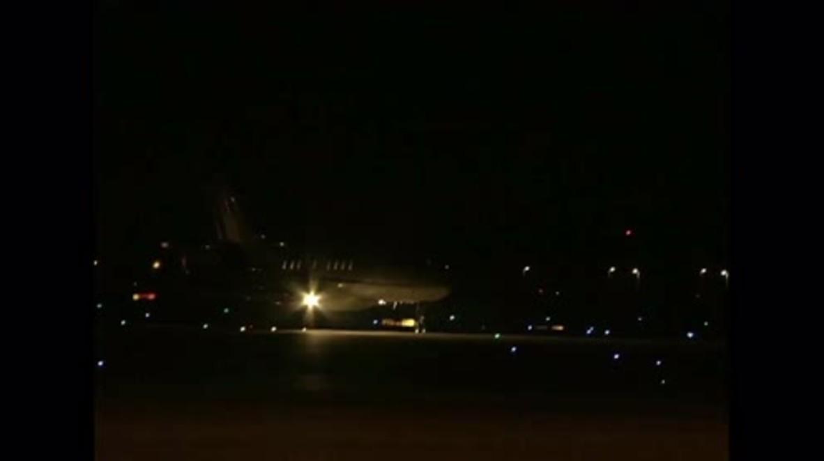 Malaysia: Nine Malaysians freed by N. Korea return to KL