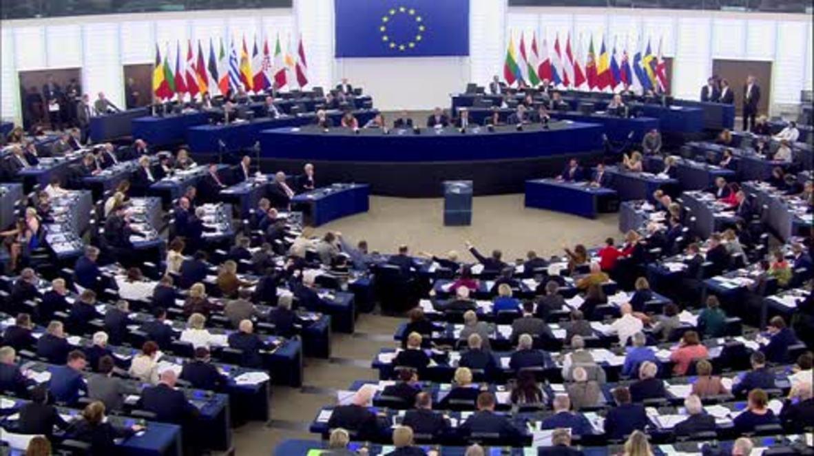 France: MEPs vote through Brexit negotiation plan