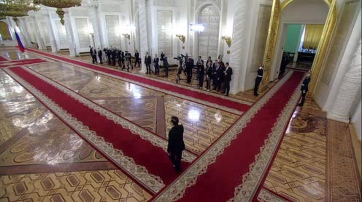 Russia: Uzbek president offers condolences to families of St. Petersburg blast victims