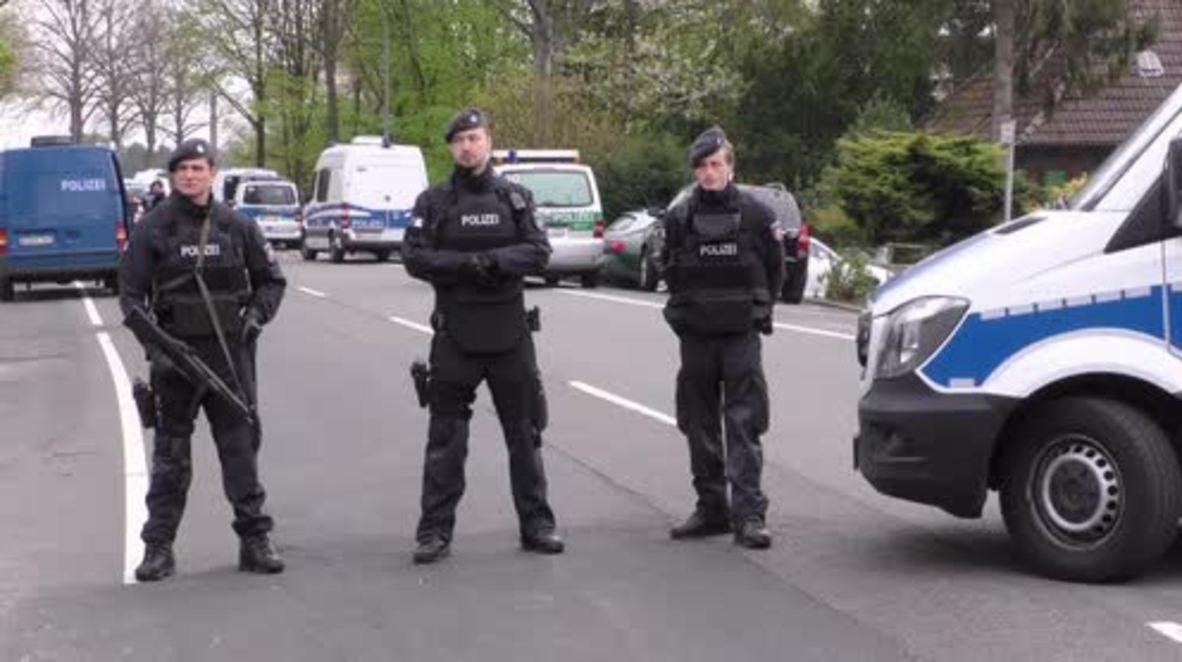Germany: Dortmund player badly injured, police officer in shock - police