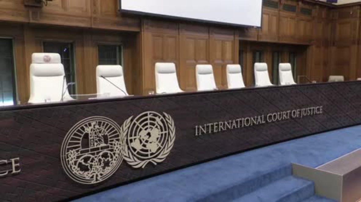 Netherlands: Ukraine deems ICJ partial grant of provisional measures 'very positive'