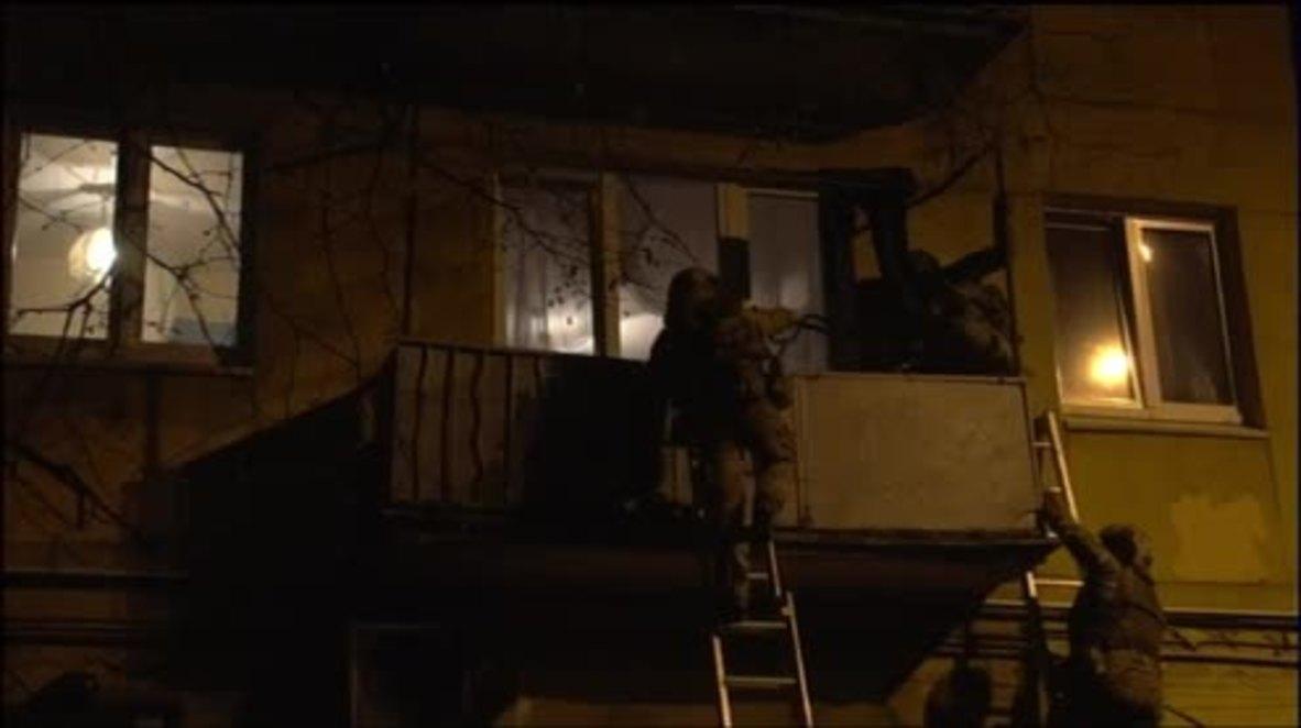 Russia: 12 Jihad Mujahideen members arrested in FSB raid in Kaliningrad