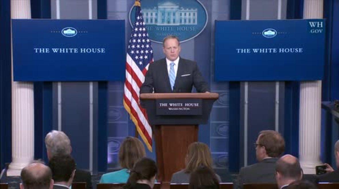USA: Trump's top deputies deflect criticism over border wall