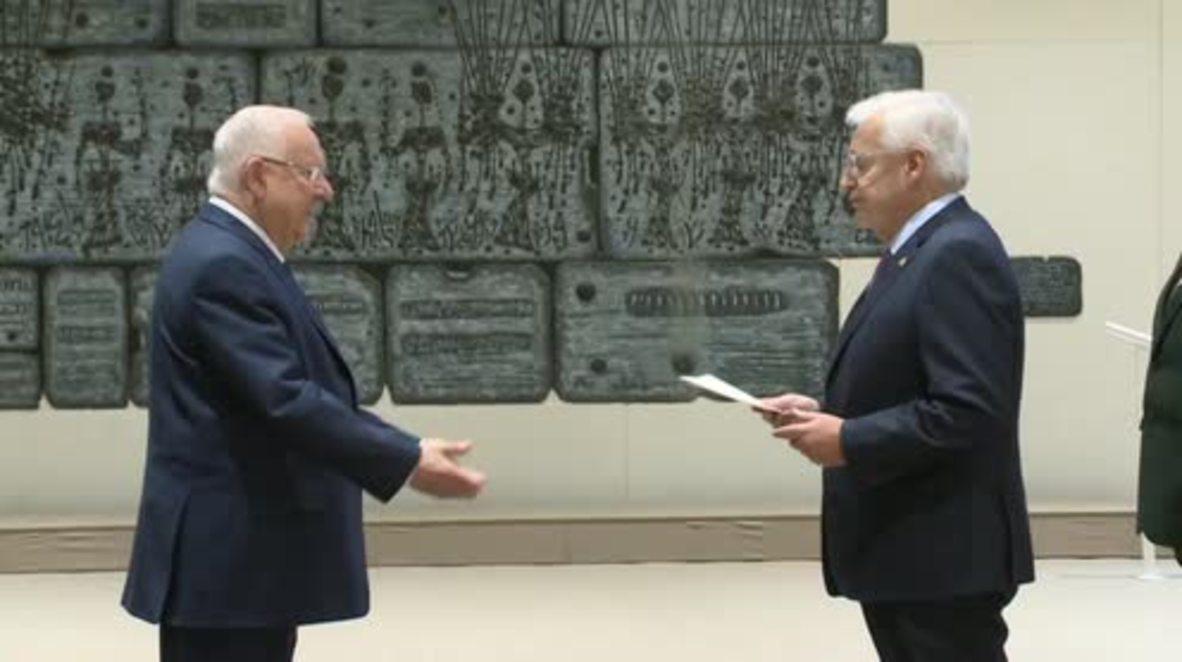 Israel: 'Time to recognise Jerusalem as Israeli capital' - Rivlin to new US ambassador Friedman