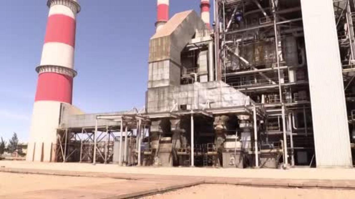Syria: Repairs underway at Aleppo power plant after militants sabotage machinery