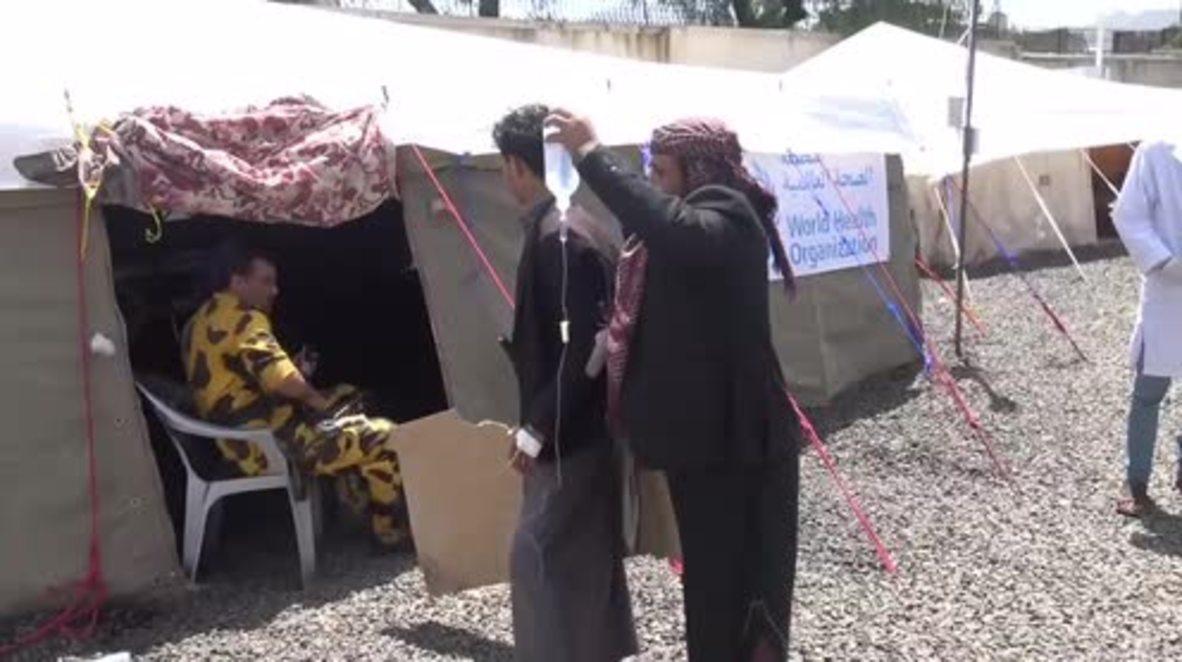Yemen: Large-scale cholera epidemic feared in war-torn Yemen