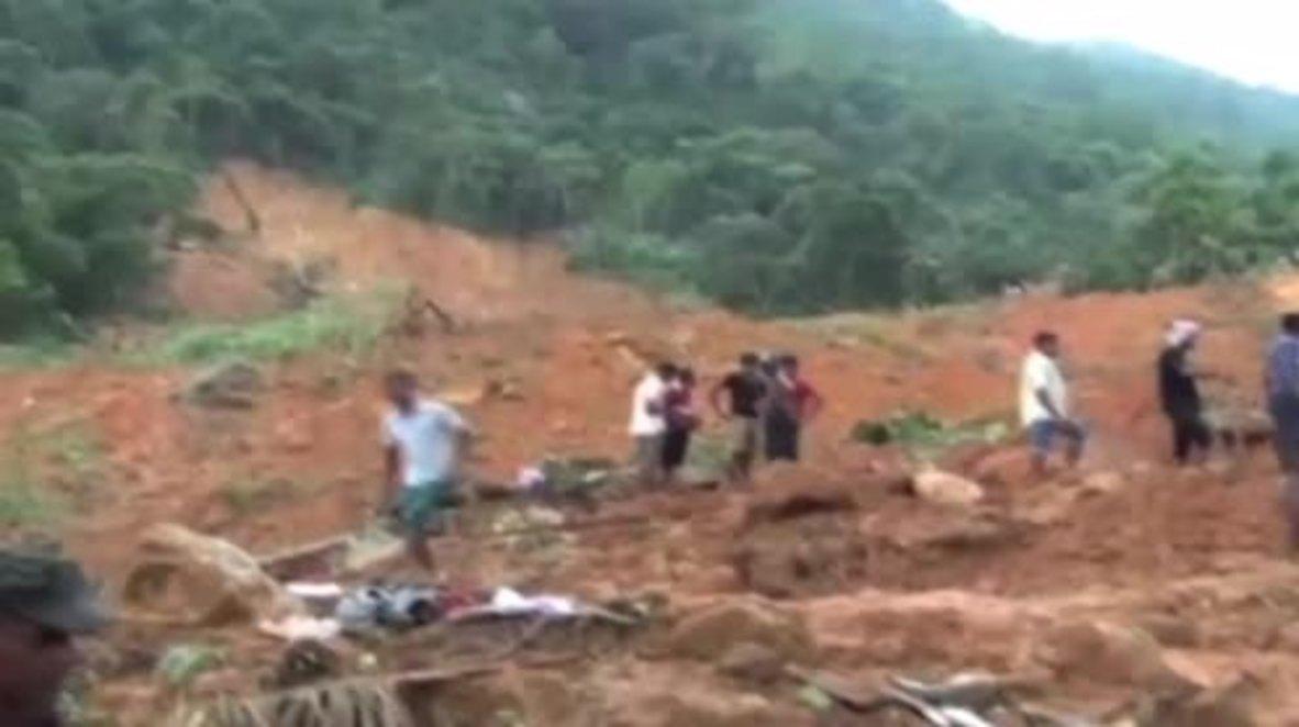 Sri Lanka: Over 200 dead following flooding and mudslides