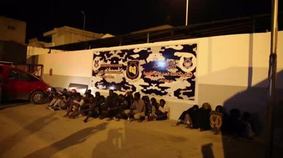 Libya: Seven migrants suffocate in locked van near Tripoli *GRAPHIC*