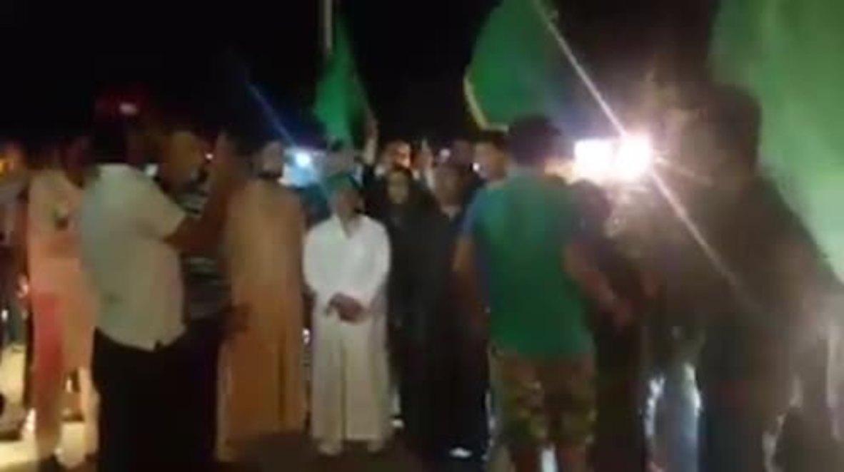 Libya: Hundreds flood Ghat's streets to celebrate Gaddafi's son release from prison