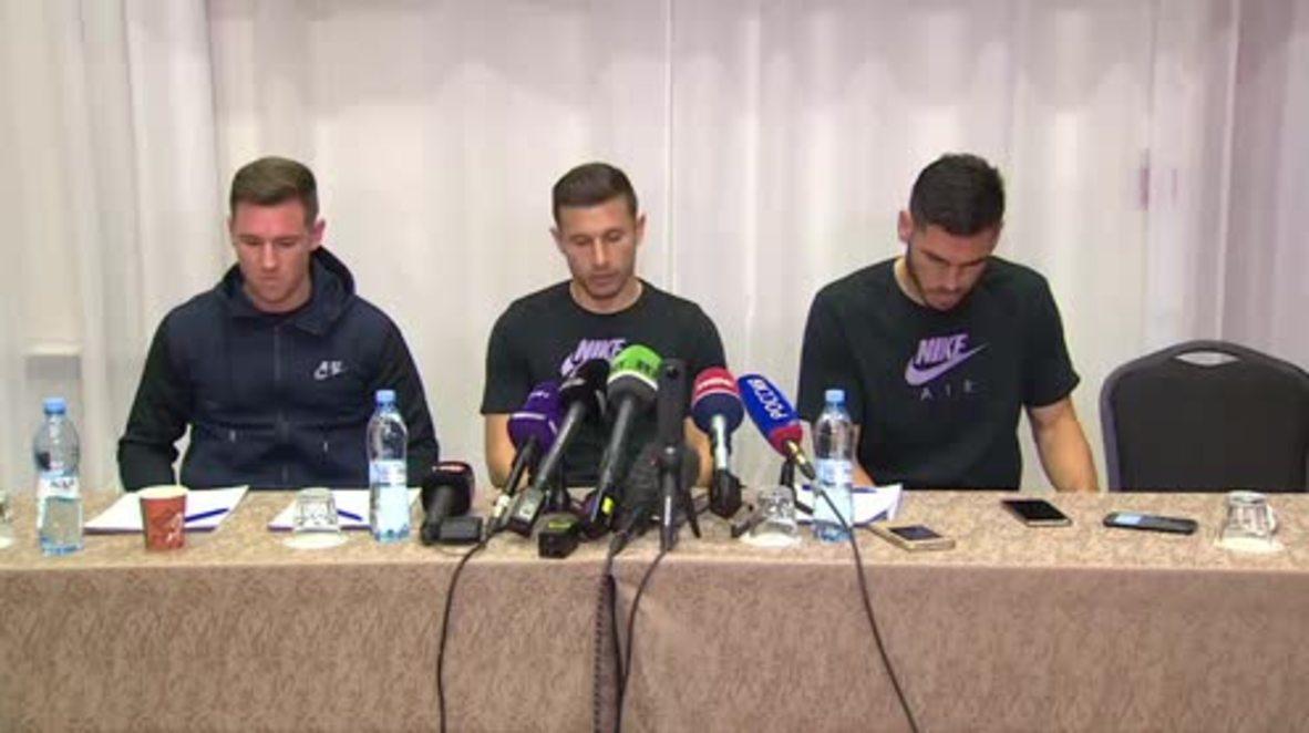 Russia: New Zealand team talk tactics ahead of Confederations game against Russia