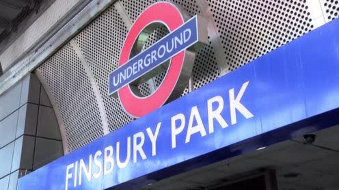 UK: 'Tough times don't last, tough people do' – Finsbury Park's message to commuters