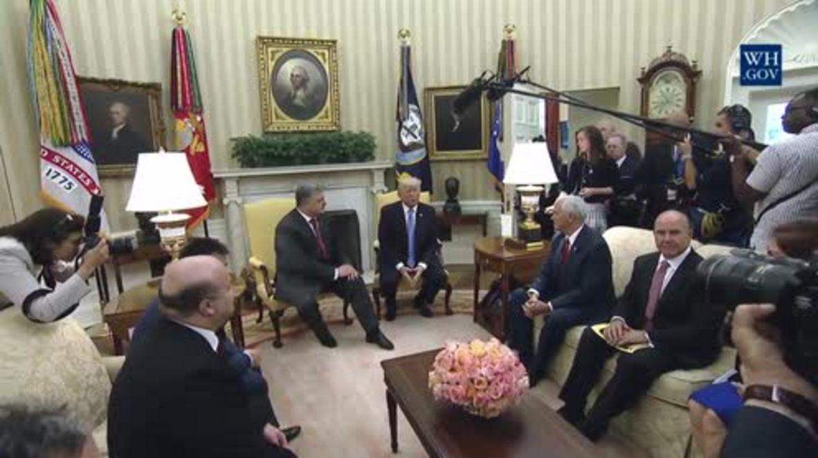 USA: Otto Warmbier death 'a disgrace' - Trump takes aim at North Korea