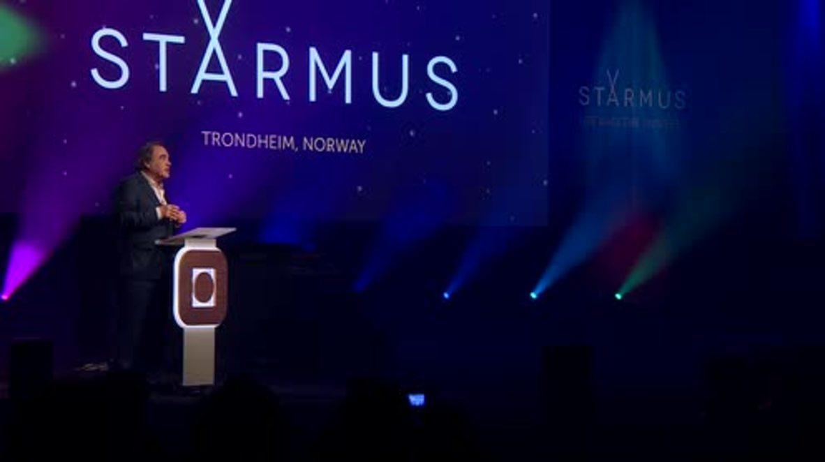 Norway: 'I've never seen fake news' – Larry King
