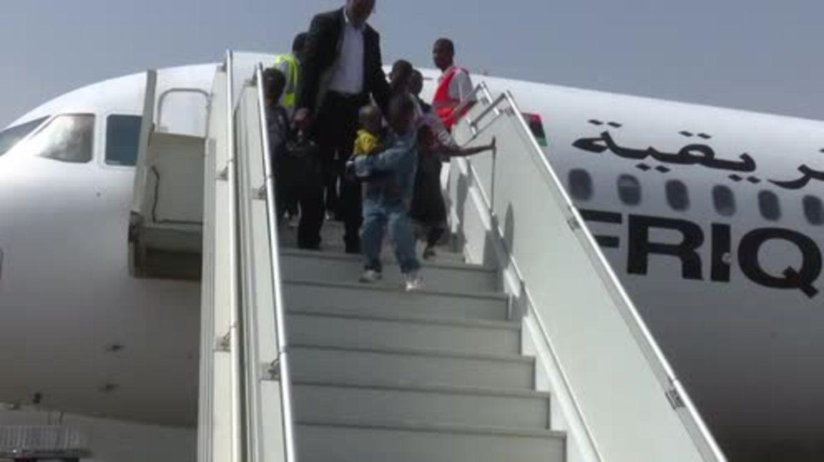 Sudan: Children of Sudanese IS fighters return to Khartoum from Libya