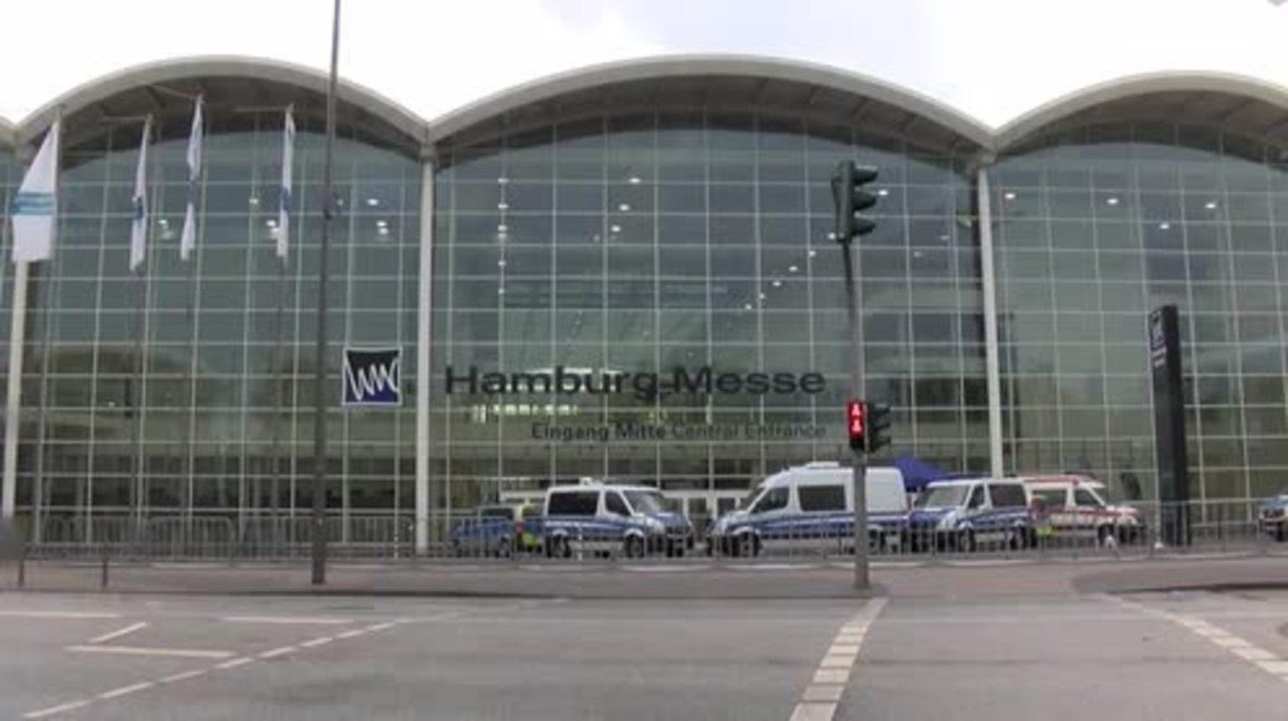 Germany: Hamburg bolsters security measures ahead of G20 summit