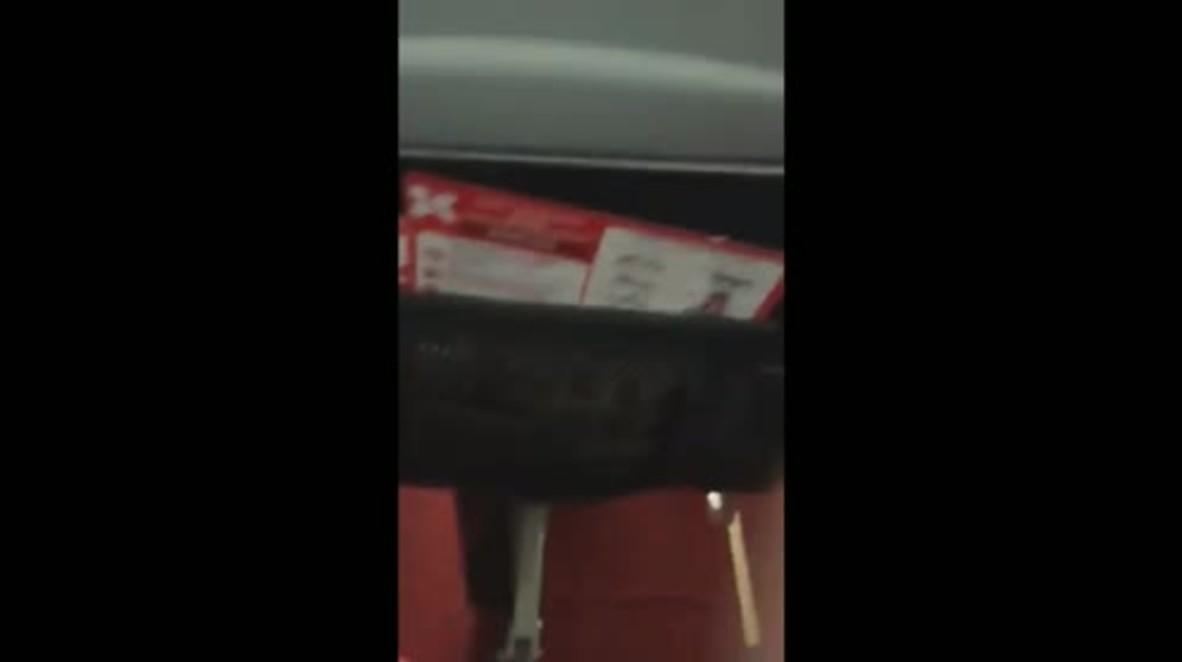 Australia: Violent shaking aboard AirAsia plane terrifies passengers