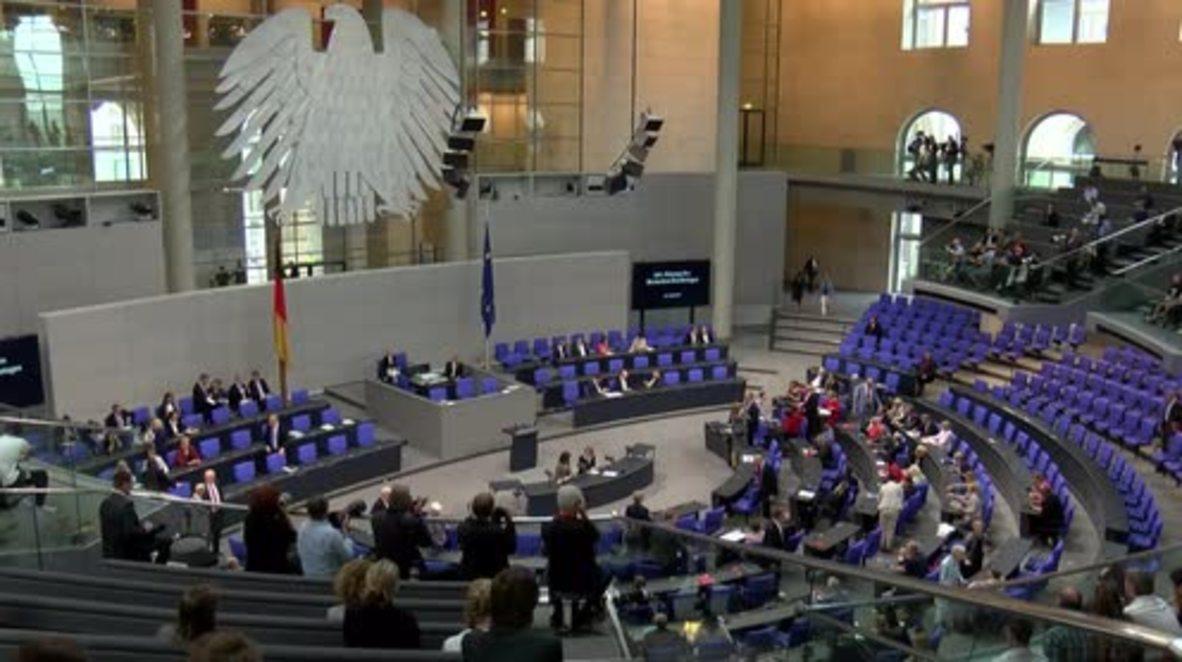 Germany: G20 'won't be easy' after Trump's Paris withdrawal – Merkel