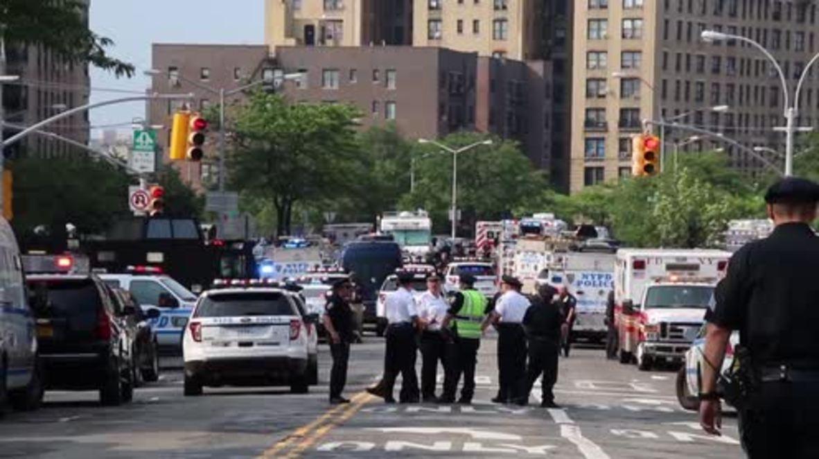 USA: Doctor dead, 6 injured after gunman unloads assault rifle at Bronx hospital