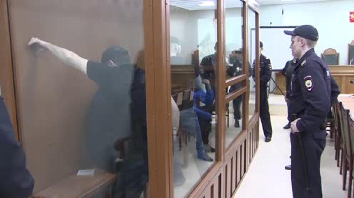 Russia: Sentencing on Nemtsov murder case postponed for a week