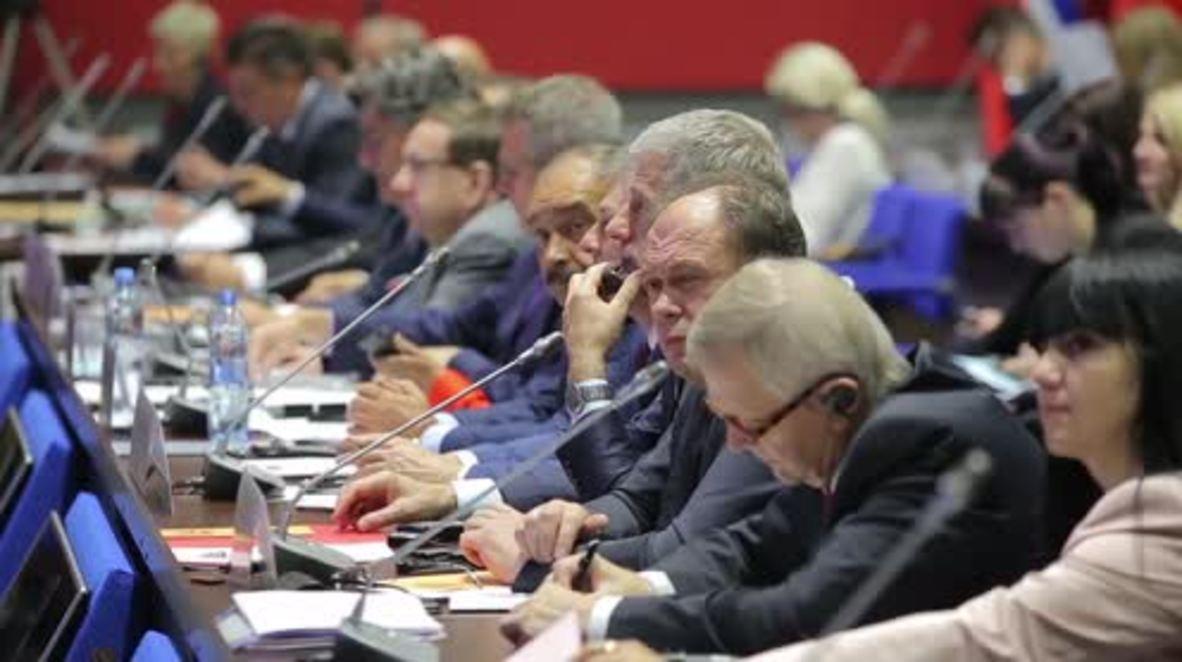 Belarus: OSCE Parliamentary Assembly passes Minsk declaration