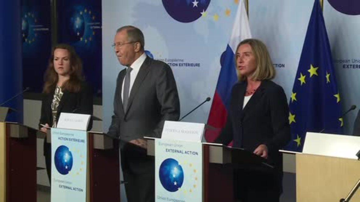 Belgium: EU will build on Astana Syria peace talks – Mogherini