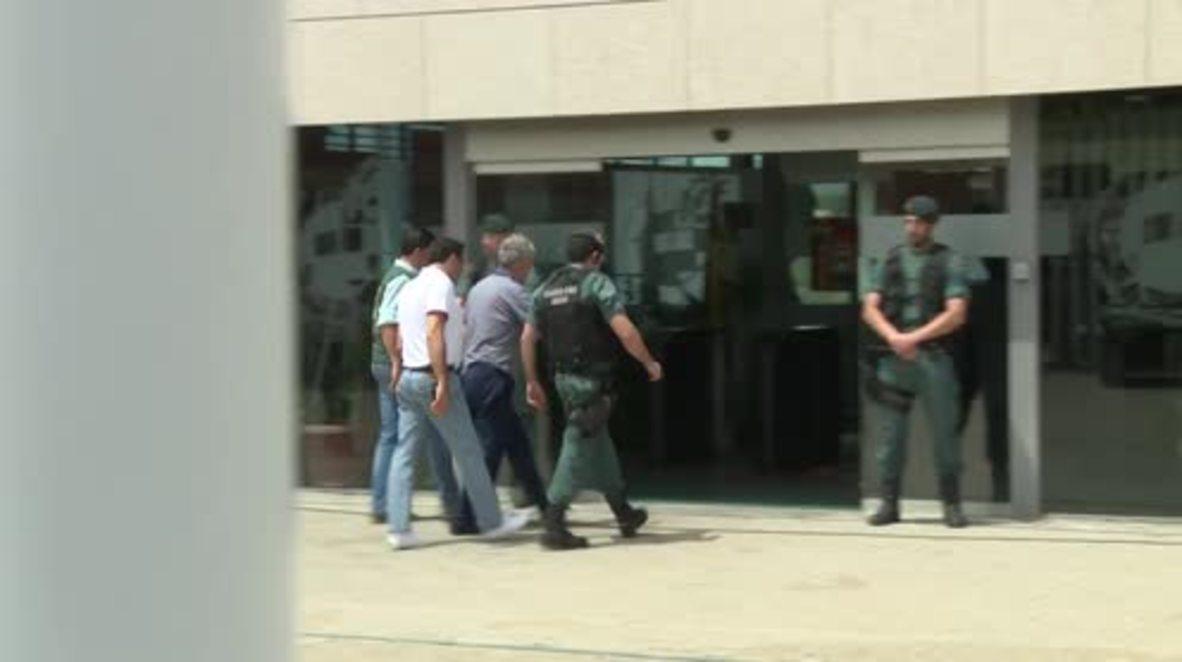 Spain: Spanish football chief Villar arrested in anti-corruption probe