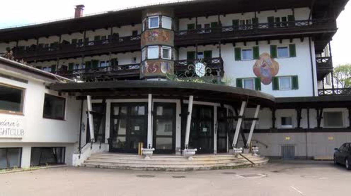 Historically pivotal hotel where Hitler arrested brownshirt leaders set for demolition