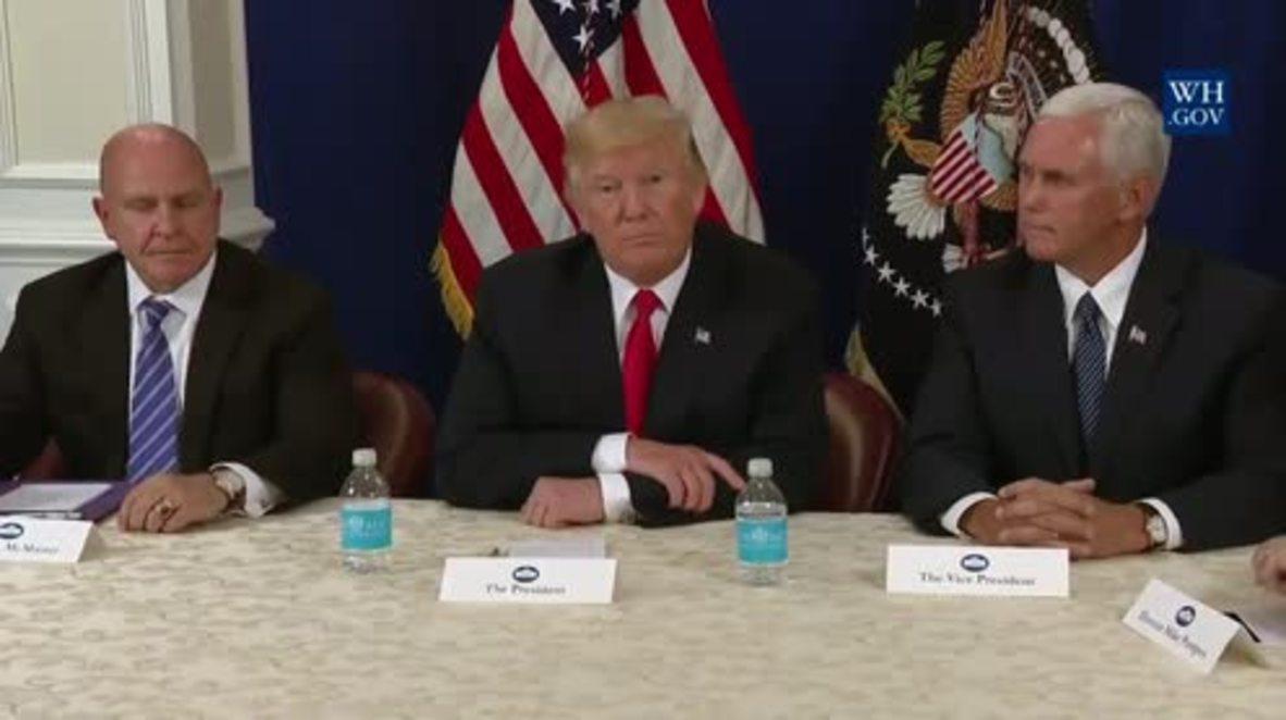 USA: Trump thanks Putin for 'payroll cuts' after US diplomatic staff expulsion