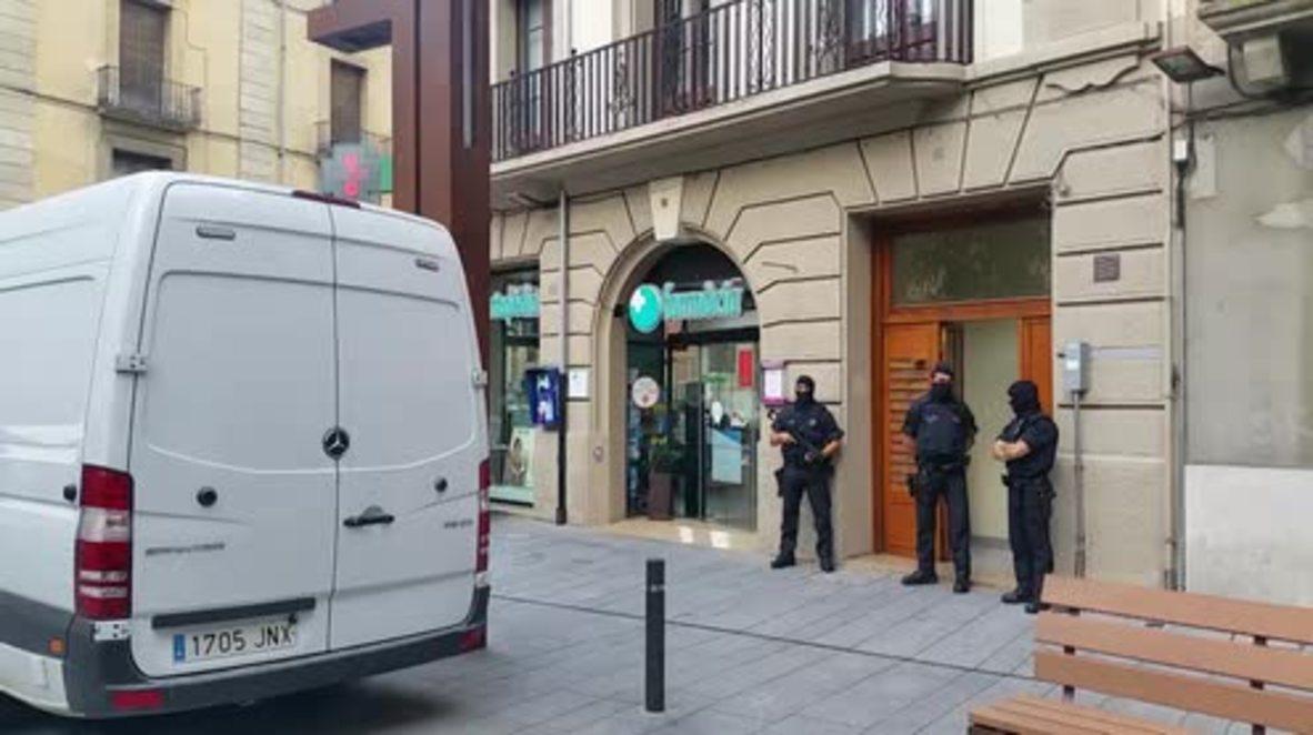 Spain: Police raid house of Barcelona van attack suspect