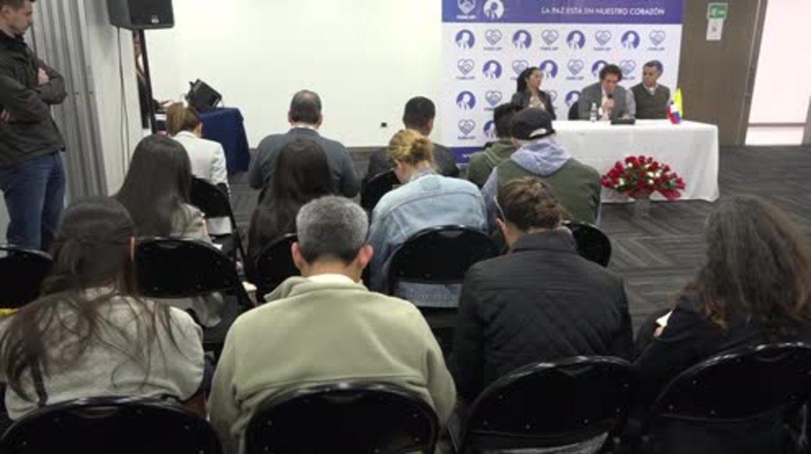 Colombia: FARC rebels say assets set aside for victim compensation total $342 million