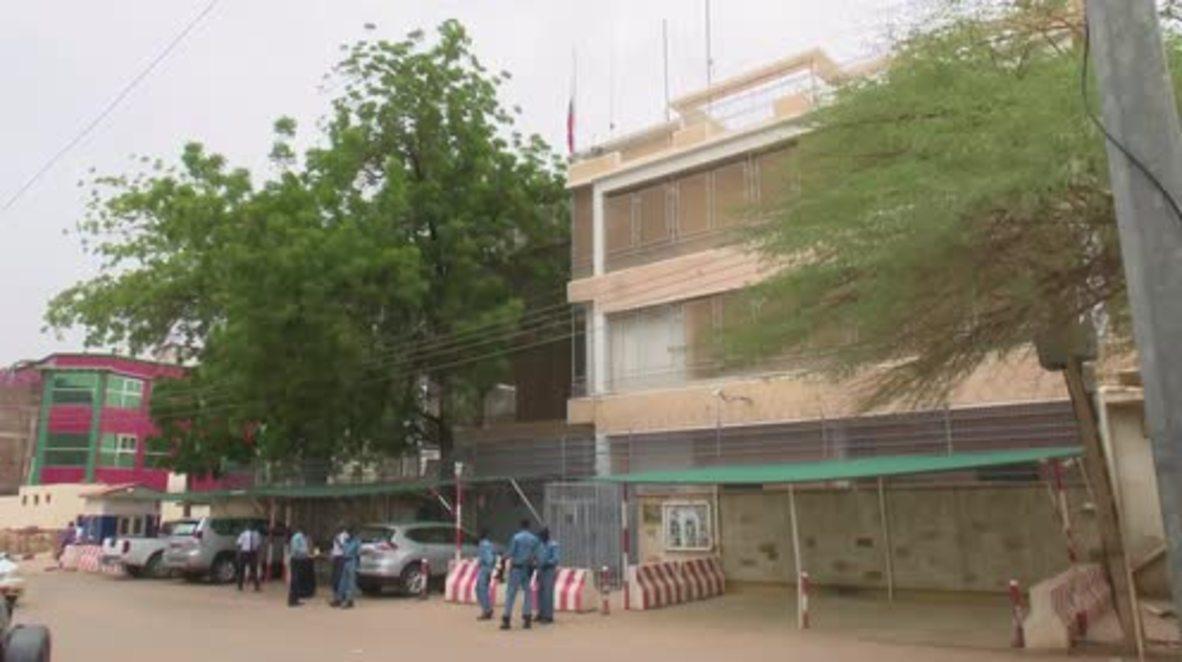 Sudan: Dignitaries honour late-Russian ambassador Shirinski in Khartoum