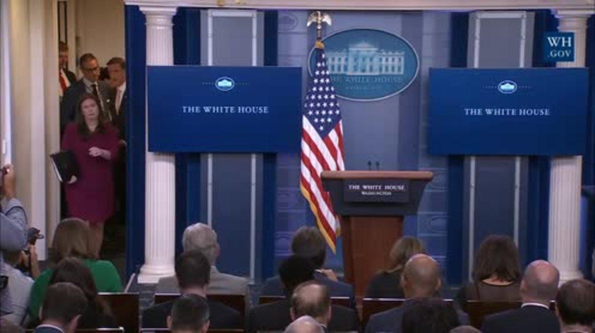 USA: Closing Russian annexes was Trump's decision - White House