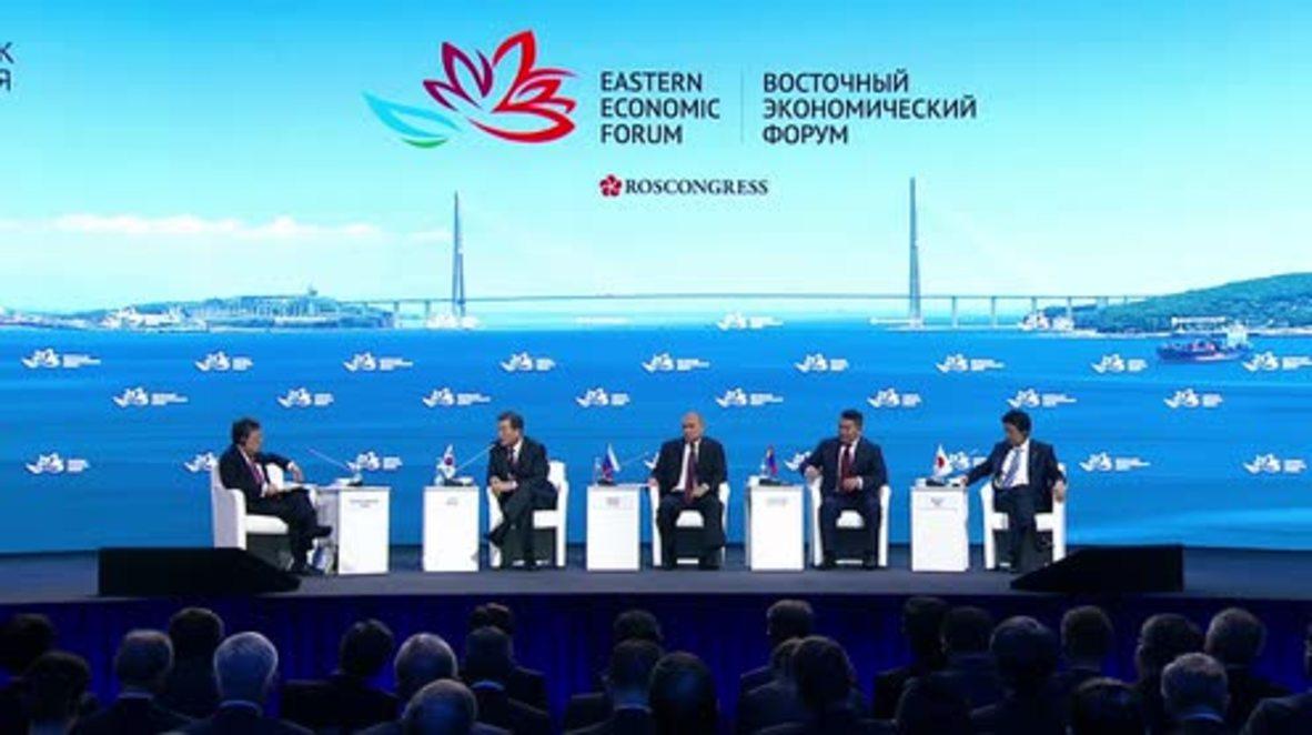 Russia: Putin confident weapons of mass destruction won't be used on Korean peninsula
