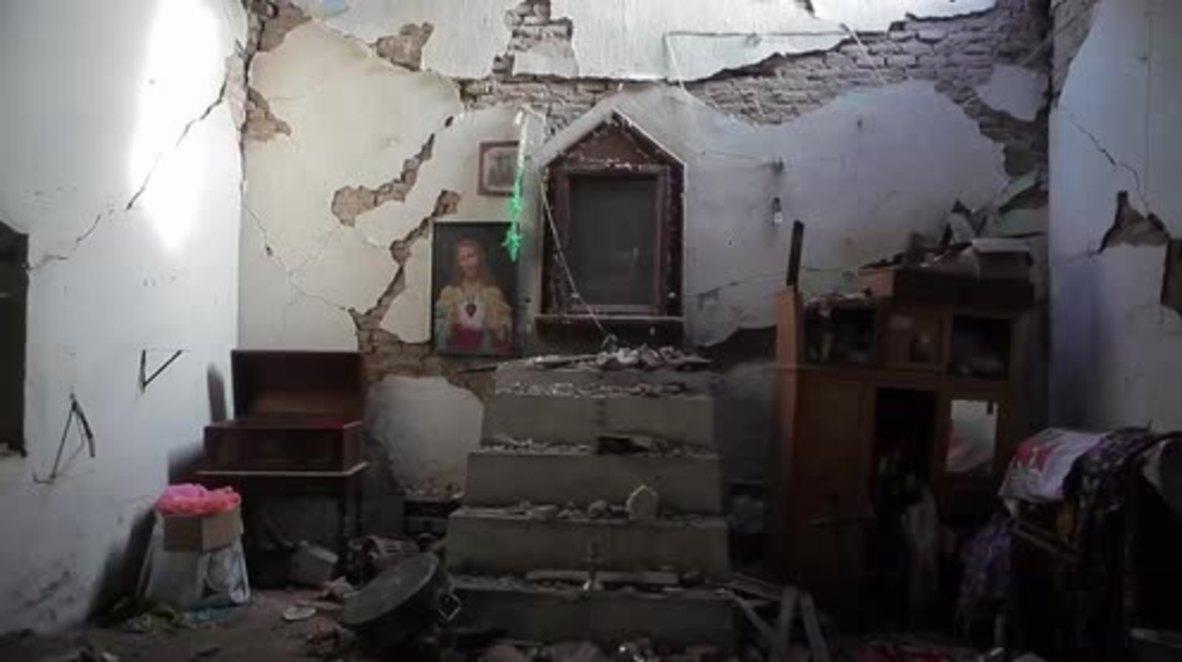 Mexico: 'Worse than a nightmare' - Juchitan residents recount deadly quake